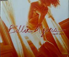 Billie Myers - Tell Me (CD 1998) 3 Track CD Single ft. Kiss The Rain (acoustic)