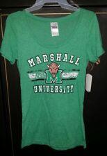 Women's small Marshall University new t-shirt