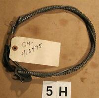 1942 1946 1947 1948 Oldsmobile Rear Brake Cable ~ GM Part # 416475