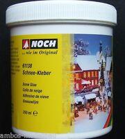 (27,96€/l) NOCH 61138 Schnee-Kleber, 250ml in der Dose, Neu