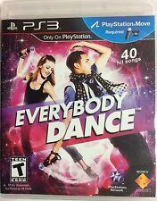 Everybody Dance  (Sony Playstation 3, 2011) - Brand New  - Sealed