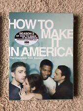 HOW TO MAKE IT IN AMERICA-THE COMPLETE 1ST SEASON - BRAND NEW-UNOPENED!