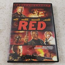 Red (Dvd, 2011) Used Condition