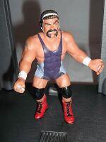 WCW Wrestling Action Figure - WWF WWE TNA - Rick Steiner