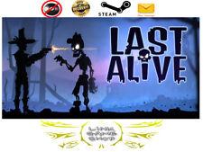 Last Alive PC & Mac Digital STEAM KEY - Region Free