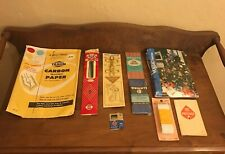 Vintage Sewing Lot Misc Items