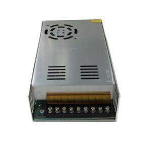 12V 33A DC Amp Switching Power Supply Adapter  for LED Strip Light AC 110V / 220