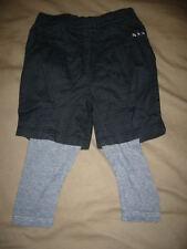3 POMMES : Short avec leggings intégré Taille 12 mois