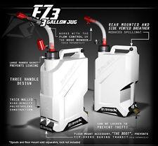 Risk Racing EZ3 3 galones 12 litros de gas de control de flujo Motocross Enduro gasolina puede