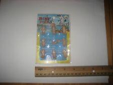 Vintage 9 Miniature Baby Dolls Famus Corporation New Hong Kong PRICE DROP