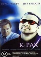 K-PAX (Kevin Spacey) -  DVD - UK Compatible - Sealed