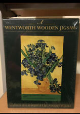 New Sealed Vincent Van Gogh Wentworth Wooden Jigsaw Puzzle