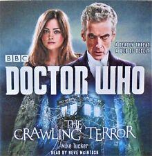 Doctor Who - The Crawling Terror - CD Audiobook Audio Book - BBC Audio - 5 Discs