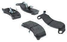 Disc Brake Pad Set-Sedan Front Centric 106.02000