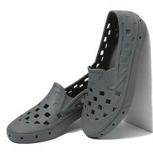 Vans Trek Slip-On Pewter US Men's 12 Women's 13.5 Crocs Style Beach Swim Shoes