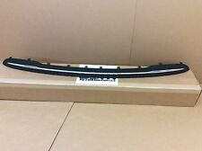2011-2016 Chevrolet Cruze Rear Bumper Chrome/Black Insert Strip new OEM 95963891