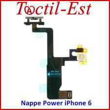 Nappe des Boutons Power ON/Off pour  Iphone 6 4.7