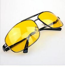 high quality Night Driving Glasses Anti Glare Vision Driver Safety Sunglasses