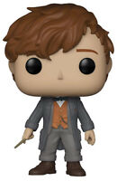 Funko POP Figures. Funtastic Beasts. Crimes of Grindelwald. Newt Scamader. #14