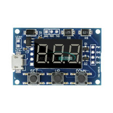2CH Independent PWM Generator Adjustable Duty Cycle Pulse Frequency LED Module