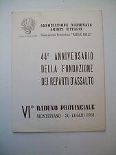 LIBRETTO  MILITARE  DEL 1961 ENTRA  ALTRE FOTO