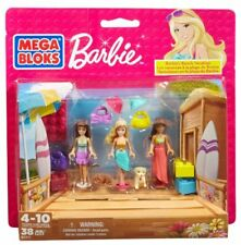 Mega Bloks 80111 - Barbie Strandferien NEU! 065541801110