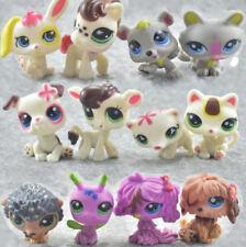 Hot 24pcs/set·Littlest Pet Shop Lots Kids Xmas Gift LPS Cute Mini Animal Toys