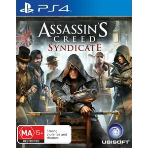 Assassin's Creed: Syndicate - PlayStation 4 - Pre Loved