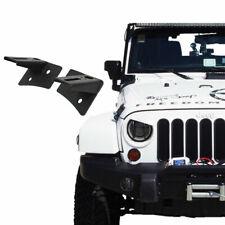 A column light Mount stand Bracket For 2007-2018 Jeep Wrangler JK