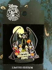 Disney WDW Pin Halloween 2004 Chernabog Goofy Jafar Donald Maleficent pin