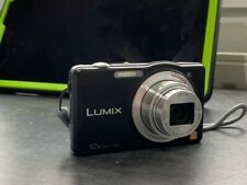 Panasonic LUMIX DMC-SZ1 16.1MP Digital Camera - Black - boxed AV cable included
