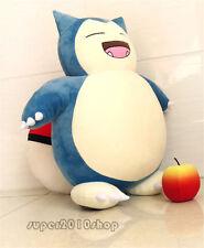 """20"""" Giant Snorlax Toy Plush 50CM Kabigon OA Doll Pokemon GO Pillow Soft Kid Gift"""