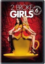 2 BROKE GIRLS  - COMPLETE SEASON 6  -  DVD - Region 1
