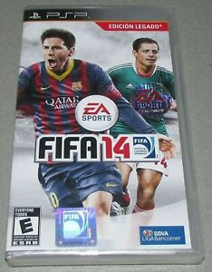 Fifa 14 Soccer for PSP Portable Brand New! Factory Sealed!