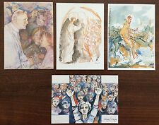 "Vatican City 1985 Set of 4 Mint Postcards ""Year of the Child"""