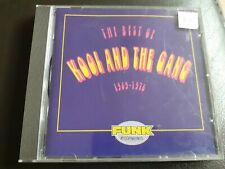 Music CD - The Best of the Kool And The Gang 1969-1976, 16 Hit songs, nr. 212.