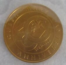 Limited Edition Queen Mary Anniversary Coin