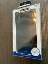 Bondir by Sonix Apple iPhone Piano Finish Case for iPhone XR