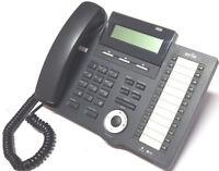 3x LG-Nortel LDP-7024D Telephone Handsets  12 months wty  tax invoice