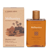 L'erbolario Méharées Shower Gel Gentle Cleansing For Very Sensitive Skin 250ml