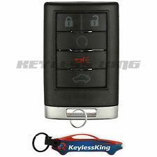 Replacement for 2008-2011 Cadillac STS : Key Entry Fob Remote