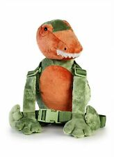 Dinosaur Child Walking Safety Harness Buddy Animal Backpack Reins Toddler