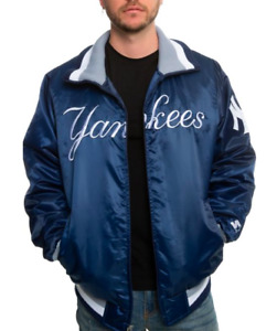 Mens New York Yankees Jacket - Blue - [LS850697]