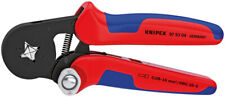 Genuine DRAPER Knipex Self Adjusting Ferrule Crimping Pliers | 78433