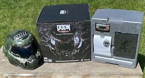 Doom Eternal Collector's Edition Helmet (No Game) w/ Box Wearable