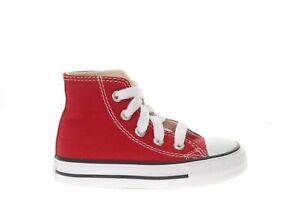 Scarpe da bambino rossa Converse   Acquisti Online su eBay