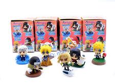 Set 8 Piece BORUTO Naruto Shippuden Petit Chara Land Next Generations Toy New