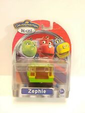 Chuggington Die-Cast - Zephie -  New in Package