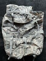 MOLLE II US Military Large Rucksack Field Pack ACU Digital Camo Genuine US Issue