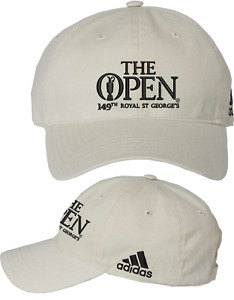 2021 The Open 149th Royal St George's Adidas - Core Performance Cap